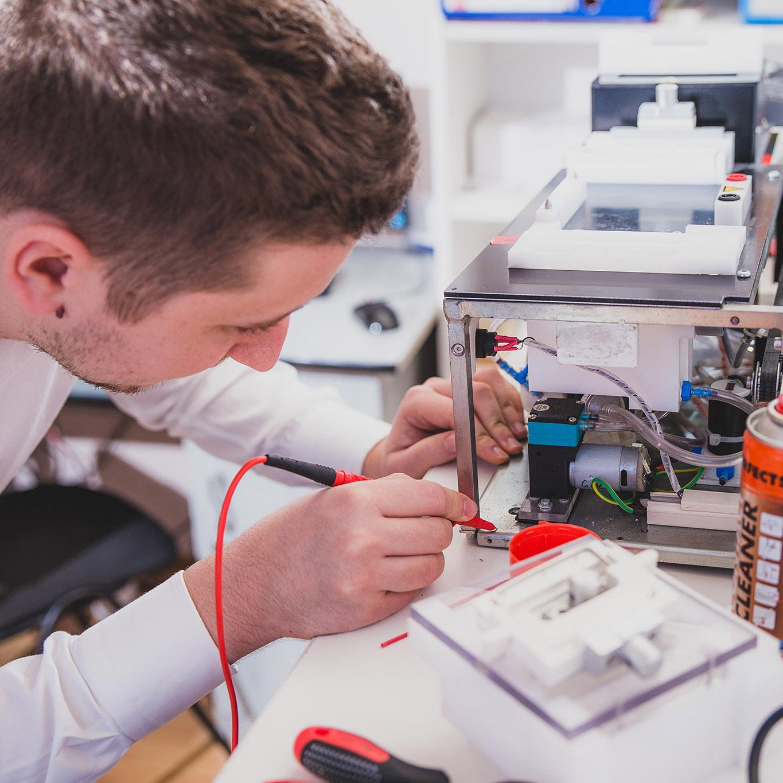 service dds diagnostic CLIA electrophoresis ELISA
